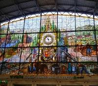 Wine & Culinary Delights of Spain Tours 2019 - 2020 -  Facade of Bilbao Rail Station