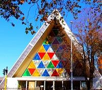 New Zealand In-Depth  Tours 2020 - 2021 -  Cardboard Cathedral
