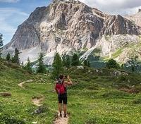 Alpine Peaks of Northern Italy Tours 2019 - 2020 -  Hiking Views