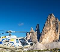 Alpine Peaks of Northern Italy Tours 2019 - 2020 -  Helicopter Flightseeing