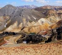 Iceland Honeymoon Tours 2019 - 2020 -  Landmannalaugar