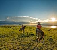 Vast Skies of Mongolia  Tours 2020 - 2021 -  Horse-riding in Mongolia