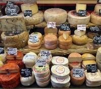 Gastronomic Journey of France Tours 2019 - 2020 -  Cheese Stall