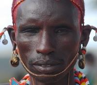 Kenya's Northern Frontier Tours 2019 - 2020 -  Samburu Man