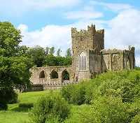 Wales Grand Journey Tours 2019 - 2020 -  Tintern Abbey