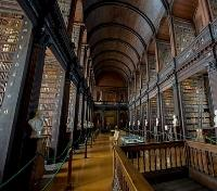 Dublin and The Ring of Kerry Tours 2020 - 2021 -  Trinity College: 200,000 Books
