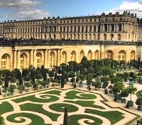 France Grand Tour Tours 2017 - 2018 -  Versailles