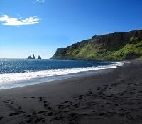 Iceland Honeymoon Tours 2019 - 2020 -  Black Sand Beach