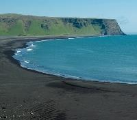 Iceland & South Greenland Explorer Tours 2019 - 2020 -  Black Sand Beach at Vik