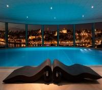 Gastronomic Lisbon & Porto Tours 2019 - 2020 -  Indoor Pool at The Yeatman