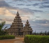 India Grand Journey Tours 2019 - 2020 -  Mahabalipuram Shore Temple