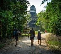 Guatemala Family Getaway Tours 2019 - 2020 -  The Path to Tikal