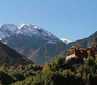 Grand Moroccan Journey Tours 2017 - 2018 -  Kasbah du Toubkal
