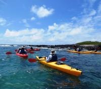 Galapagos by Land & Sea Tours 2019 - 2020 -  Kayaking in Tortuga Bay