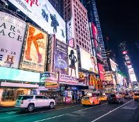 Discover New York City & Washington, D.C. In Luxury  Tours 2020 - 2021 -  Theater District