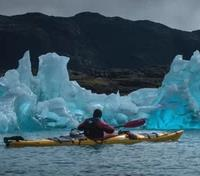 Greenland: The Last Frontier Tours 2019 - 2020 -  Icefjord Kayaking