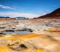 Northern Lights Discovery Tours 2020 - 2021 -  Hvevir Mud Pools