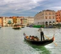 Italy Family Highlights Tours 2019 - 2020 -  Gondola Ride