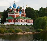 Moscow to St Petersburg Cruise  Tours 2017 - 2018 -  Chapel of Dimitry