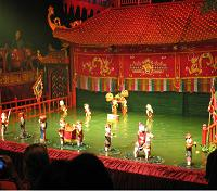 Vietnam in Style Tours 2020 - 2021 -  Water Puppet Show