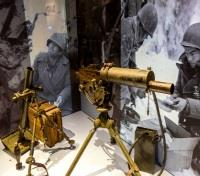 War History of Holland & Belgium Tours 2019 - 2020 -  Bastogne War Museum