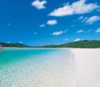 Australia's Coast & The Whitsunday Islands Tours 2020 - 2021 -  Whitehaven Beach