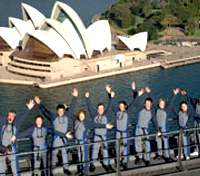 Australia Family Adventure Tours 2017 - 2018 -  Bridge Climb