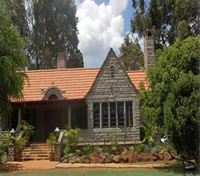 Nairobi Tours 2017 - 2018 -  Karen Blixen Coffee Garden & Cottages