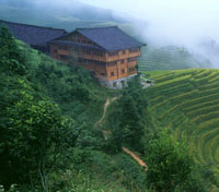 Longsheng Tours 2017 - 2018 -  Li-An Lodge