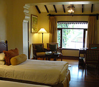 India Grand Journey Tours 2019 - 2020 -  Taj Malabar - Bedroom