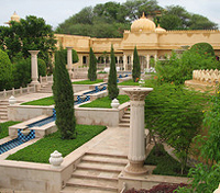 India Luxury with Oberoi Tours 2017 - 2018 -  Oberoi Udaivilas