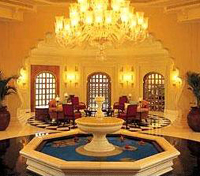 India Luxury with Oberoi Tours 2017 - 2018 -  Oberoi Udaivilas - Lobby