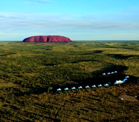 Ayers Rock Tours 2017 - 2018 -  Longitude 131°