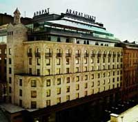 Moscow, Golden Ring and St. Petersburg Discovery  Tours 2020 - 2021 -  Ararat Park Hyatt Hotel