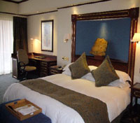 Uganda Gorillas in Style  Tours 2017 - 2018 -  Room at the Serena Kampala
