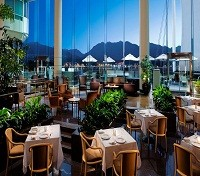 Vancouver Tours 2017 - 2018 -  Pan Pacific Vancouver Hotel Restaurant