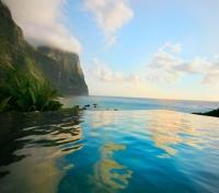 Lord Howe Island Tours 2017 - 2018 -  Capella Lodge Plunge Pool