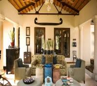 Jungles of India: In Kipling's Footsteps Tours 2019 - 2020 -  Baghvan resort Lounge