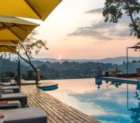 Sri Lanka Signature Tours 2019 - 2020 -  Elephant Stables Swimming Pool