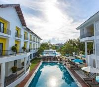Vietnam Highlights: Pearl of Indochina Tours 2017 - 2018 -  EMM Hotel Swimming Pool