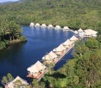 Cambodia Southern Exposure Tours 2017 - 2018 -  4 Rivers Floating Lodge