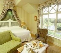 Recess Tours 2017 - 2018 -  Ballynahinch Castle Hotel Guest Room
