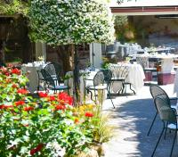 Rome & Amalfi Coast Explorer Tours 2019 - 2020 -  Antiche Mura patio