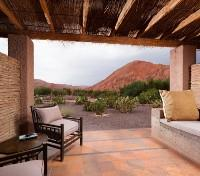 Argentina & Chile Elite Tours 2019 - 2020 -  Alto Atacama Desert Lodge & Spa - Terrace