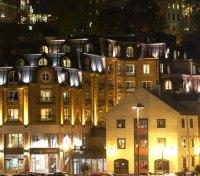 Quebec City Tours 2017 - 2018 -  Auberge Saint Antoine