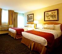 Vancouver Tours 2017 - 2018 - Best Western Plus - Standard Room