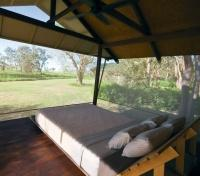 Kakadu Tours 2017 - 2018 -  Bamurru Plains Room