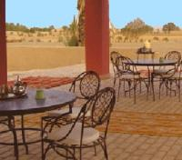 Merzouga Tours 2017 - 2018 - Hotel Bar and Terrace