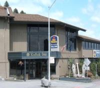 Kodiak Tours 2017 - 2018 -  Best Western Kodiak Inn