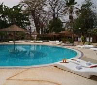 Senegal City & Beach Tours 2019 - 2020 -  Les Palétuviers Toubacouta - Poolside